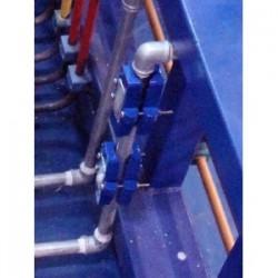 EKOSU SKC2/2 - 1' Çap Endüstriyel Tip Manyetik Kireç Önleyici
